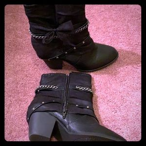 Jellypop Womens Blake Ankle Booties size 7